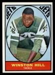 1967 Topps #95  Winston Hill  Front Thumbnail