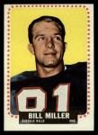 1964 Topps #32  Bill Miller  Front Thumbnail