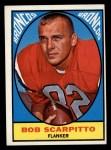 1967 Topps #41   Bob Scarpitto Front Thumbnail