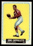 1964 Topps #5   Gino Cappalletti Front Thumbnail