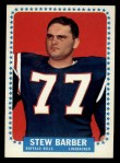 1964 Topps #23  Stew Barber  Front Thumbnail