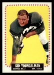 1964 Topps #42  Sid Youngelman  Front Thumbnail