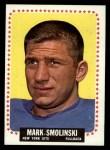 1964 Topps #124   Mark Smolinski Front Thumbnail