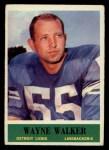1964 Philadelphia #68   Wayne Walker Front Thumbnail