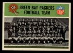 1965 Philadelphia #71   Green Bay Packers  Front Thumbnail
