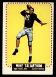 1964 Topps #126  Mike Taliaferro  Front Thumbnail