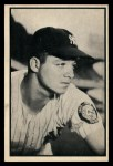 1953 Bowman Black and White #54  Bill Miller  Front Thumbnail