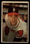 1953 Bowman #99   Warren Spahn Front Thumbnail