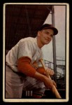 1953 Bowman #142  Larry Miggins  Front Thumbnail