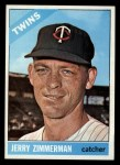 1966 Topps #73 COR Jerry Zimmerman   Front Thumbnail