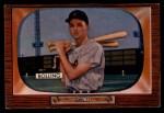 1955 Bowman #204 ERR  Frank Bolling Front Thumbnail