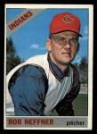 1966 Topps #432 COR  Bob Heffner Front Thumbnail