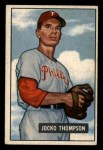 1951 Bowman #294  Jocko Thompson  Front Thumbnail