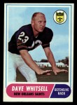 1968 Topps #82  Dave Whitsell  Front Thumbnail