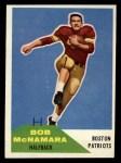 1960 Fleer #63   Bob McNamara Front Thumbnail