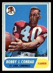 1968 Topps #190  Bobby Joe Conrad  Front Thumbnail