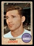 1968 Topps #24  Bobby Locke  Front Thumbnail