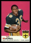 1969 Topps #83  Don McCall  Front Thumbnail