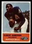 1962 Fleer #14   Elbert Dubenion Front Thumbnail