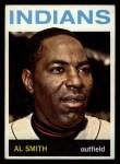 1964 Topps #317   Al Smith Front Thumbnail