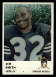 1961 Fleer #192   Jim Smith Front Thumbnail