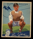 1934 Goudey #65  Cliff Bolton  Front Thumbnail