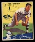 1934 Goudey #46  Joe Stripp  Front Thumbnail