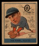 1938 Goudey Heads Up #267  Joe Kuhel  Front Thumbnail