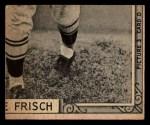 1935 Goudey #11   Kiki Cuyler / Woody English / Burleigh Grimes / Chuck Klein Back Thumbnail