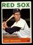 1964 Topps #352  Eddie Bressoud  Front Thumbnail