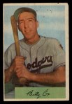 1954 Bowman #26 SS Billy Cox  Front Thumbnail