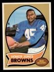 1970 Topps #258  Homer Jones  Front Thumbnail
