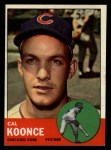 1963 Topps #31   Cal Koonce Front Thumbnail