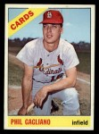 1966 Topps #418   Phil Gagliano Front Thumbnail