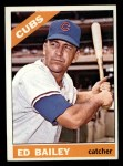 1966 Topps #246   Ed Bailey Front Thumbnail