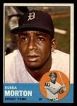 1963 Topps #164   Bubba Morton Front Thumbnail