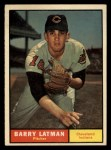 1961 Topps #560  Barry Latman  Front Thumbnail