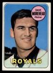 1969 Topps #29   Dave Morehead Front Thumbnail