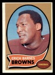 1970 Topps #8  Erich Barnes  Front Thumbnail