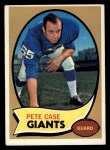 1970 Topps #41  Pete Case  Front Thumbnail