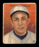1933 Goudey #99  Tony Cuccinello  Front Thumbnail