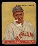 1933 Goudey #26   Chalmer Cissell Front Thumbnail