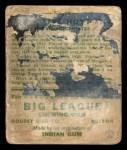 1933 Goudey #60   Waite Hoyt Back Thumbnail