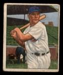 1950 Bowman #169   Hank Edwards Front Thumbnail