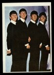 1964 Topps Beatles Diary #4 A  George Harrison Front Thumbnail