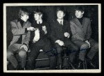 1964 Topps Beatles Black and White #145  John Lennon  Front Thumbnail