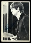 1964 Topps Beatles Black and White #98  Ringo Starr  Front Thumbnail