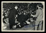 1964 Topps Beatles Black and White #107   John Lennon Front Thumbnail
