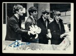 1964 Topps Beatles Black and White #5   John Lennon Front Thumbnail