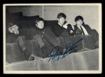 1964 Topps Beatles Black and White #12  Ringo Starr  Front Thumbnail